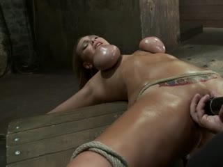 Alexia's First BDSM Adventure