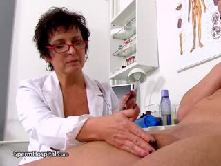 Experienced and helpful staff in the sperm clinic