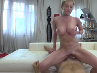 Rocco has a hungry fuck beast on his big dick